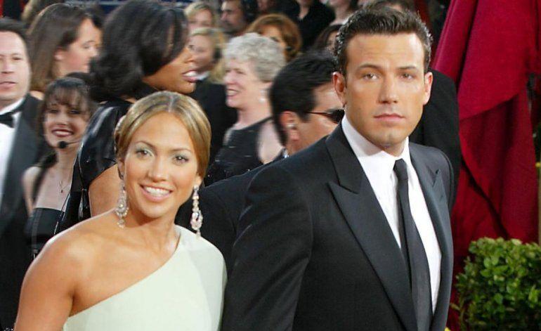 Tras su separación hace 17 años, Jennifer López y Ben Affleck están de nuevo juntos