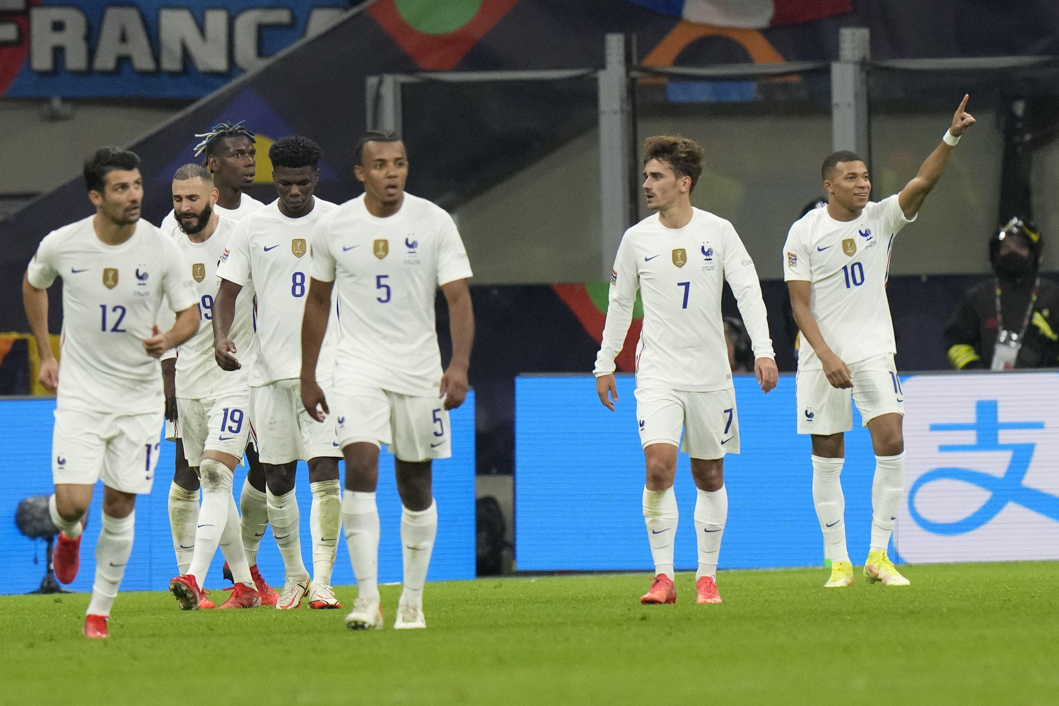 Naciones: Francia, campeón con golazos de Mbappé y Benzema