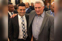 hijo de la alto funcionario del gobierno cubano defiende a la dictadura desde brickell, miami