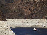 sequia deja sin agua a embalse de rio colorado