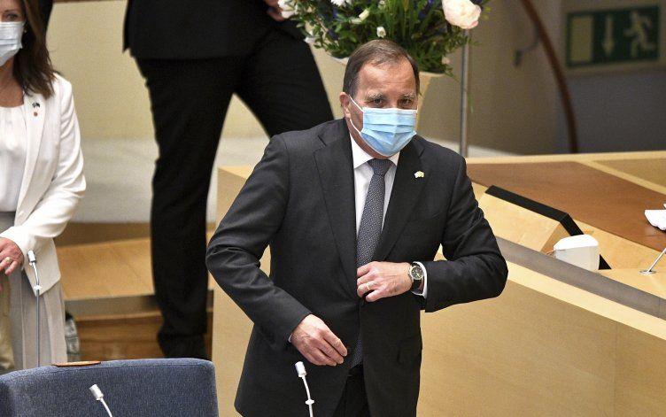 El primer ministro de Suecia pierde una moción de censura