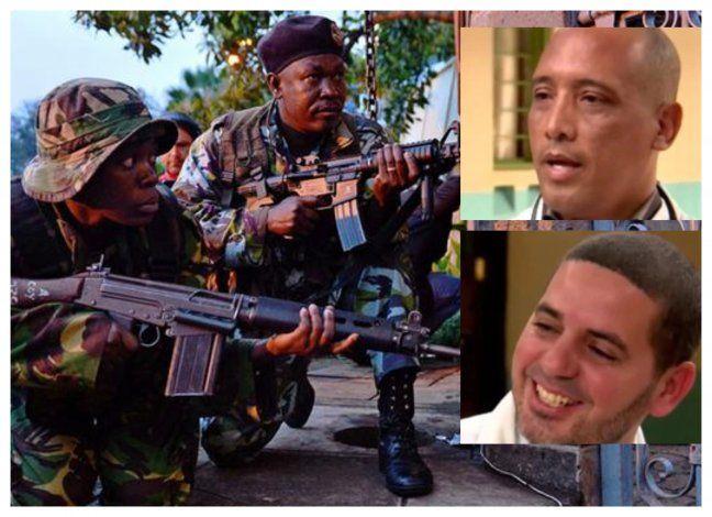 AP: Extremistas liberan a dos médicos cubanos en Somalia