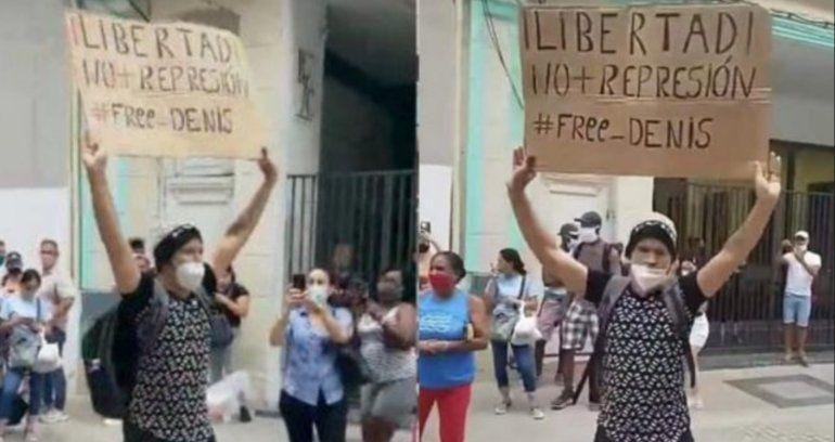 El régimen pide siete años de cárcel para el preso político cubano Luis Robles
