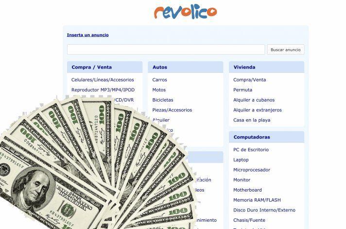 Se dispara el precio del dólar en Revolico.com