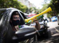 brasilenos exigen destitucion de bolsonaro por pandemia