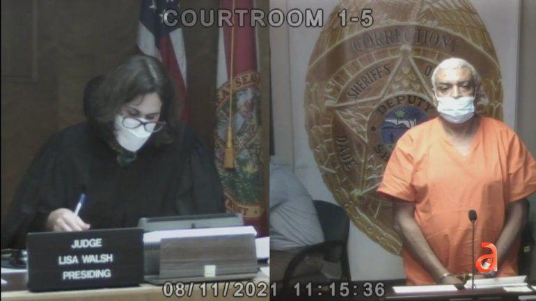 En corte un cubano de Miami por agredir a otro hombre en un motel de Hialeah