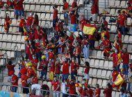 criticas a espana por supuesto desden a aficionados