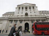 banco de inglaterra advierte sobre inflacion; mantiene tasa