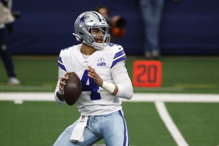 Finalmente Prescott llega a un acuerdo con los Cowboys