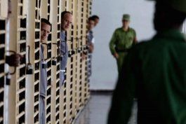 cuba alcanza cifra record de presos politicos. la onu condena al regimen