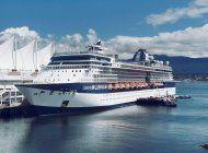 dos pasajeros a bordo del crucero celebrity millennium dieron positivo por covid-19