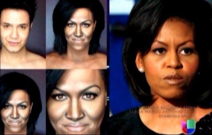Despiden a Rodner de Univisión por comparar a Michelle Obama con un simio