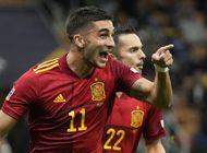 espana frena a italia y pasa a final de la liga de naciones