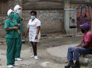 cuba: la pandemia se intensifica en la isla; 8.853 casos nuevos y 80 fallecidos