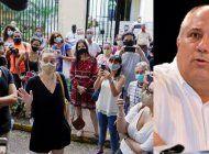 ministro de cultura rompe el silencio...y el dialogo