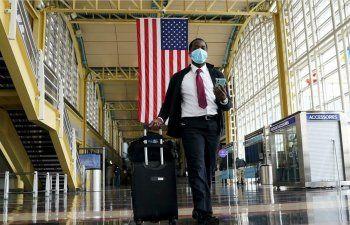 EEUU: exigirán que todas las personas estén vacunadas contra el COVID-19 para ingresar a su territorio