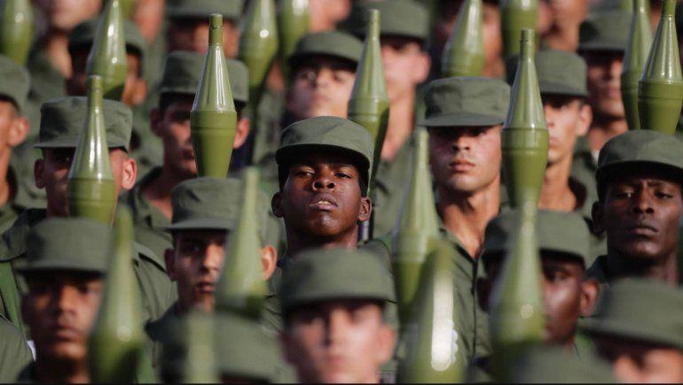 Régimen cubano militarizará la La Habana a partir del lunes por Coronavirus