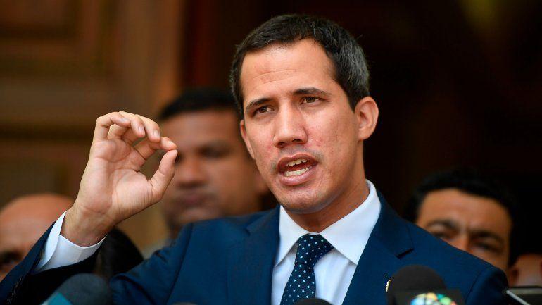 Guaidó no descarta el diálogo en Venezuela, pero dentro de esfuerzos enfocados hacia las elecciones