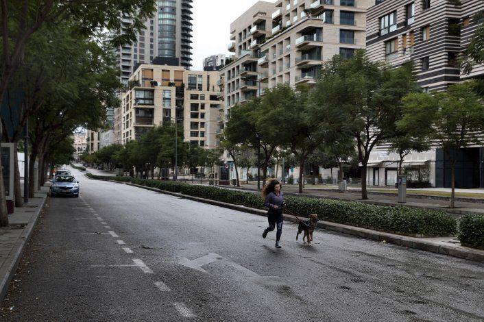 Líbano inicia cuarentena nacional de 11 días por el virus