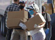 eeuu: disminuyen pedidos de ayuda por desempleo