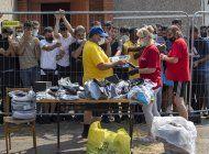 lituania aprueba medidas contra flujo de migrantes