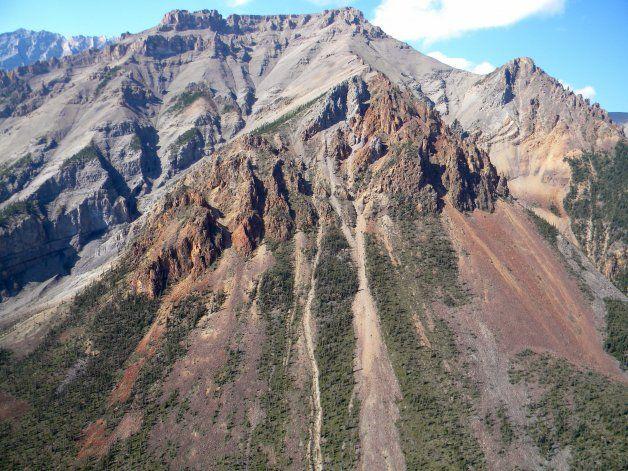 Fósiles animales más antiguos estarían en rocas canadienses
