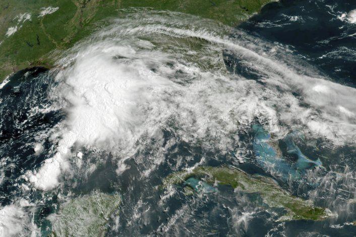 Claudette deja lluvias e inundaciones en Golfo de México