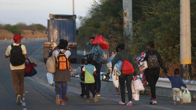 Perú promueve regularización de venezolanos (Video)