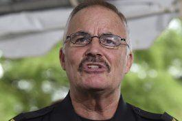 experimentado jefe policial encabezara policia del capitolio