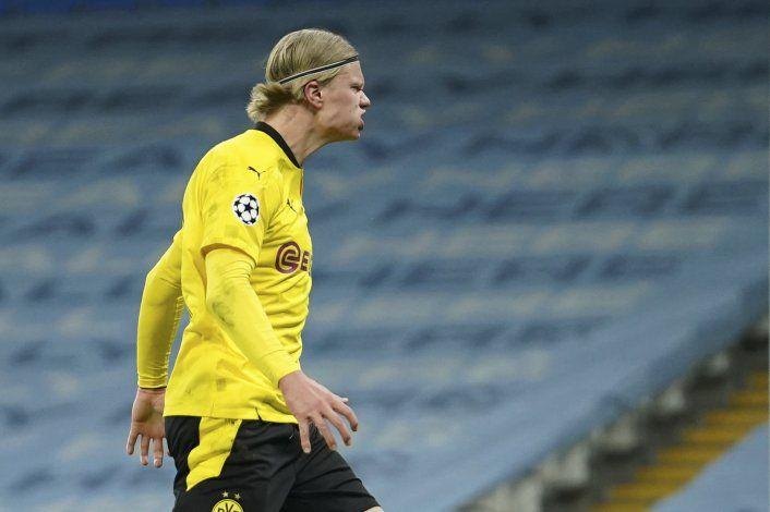 Dortmund hará caso omiso de ofertas sobre Haaland