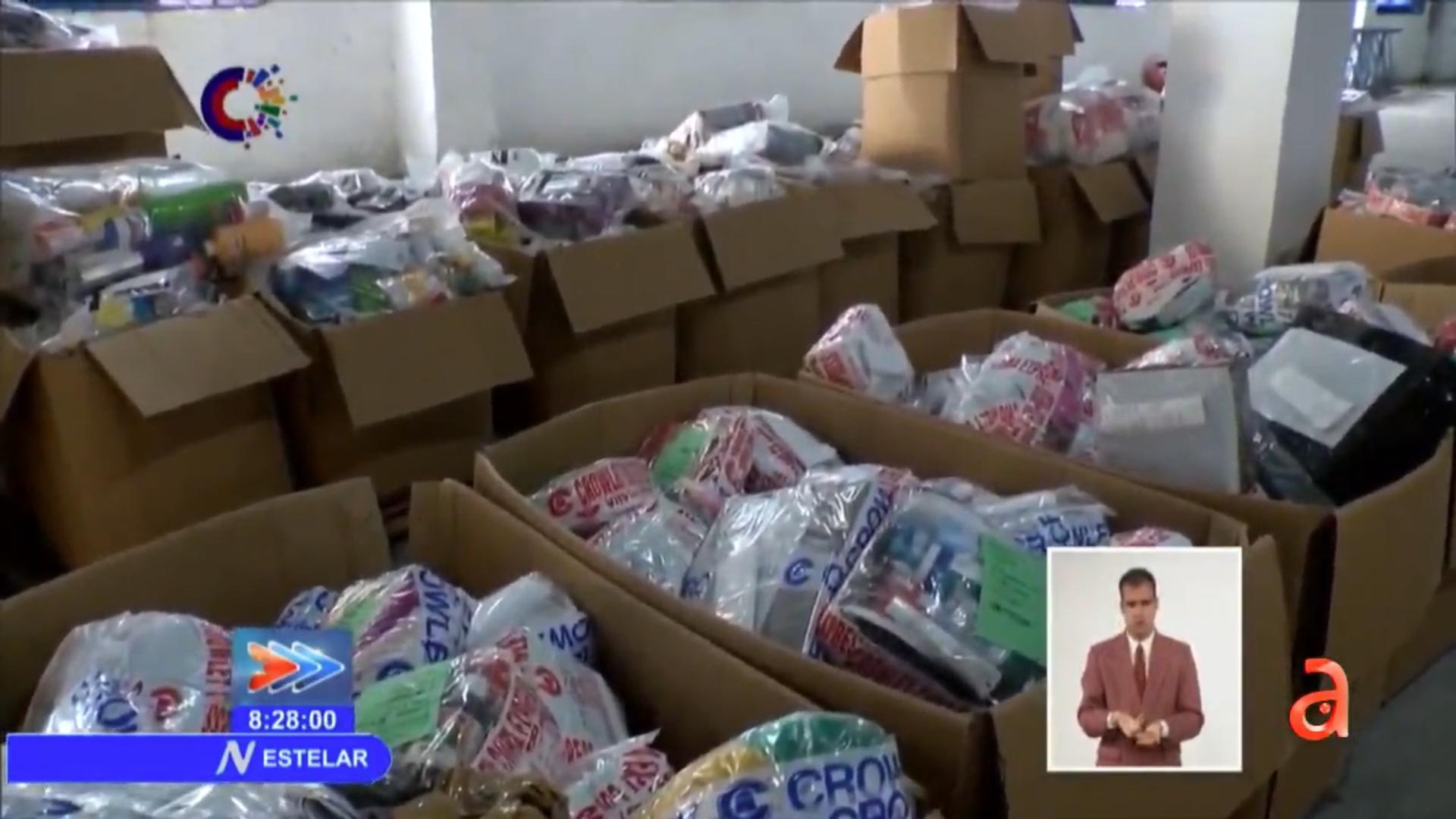 cuba reconoce que tiene paquetes desde el extranjero sin entregar desde noviembre del 2019