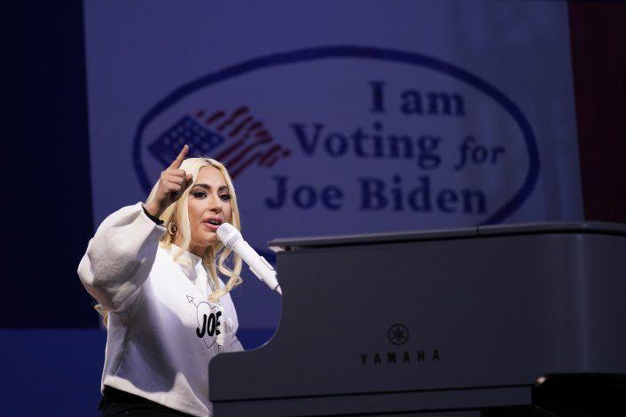 Gaga cantará el himno, J.Lo actuará en investidura de Biden