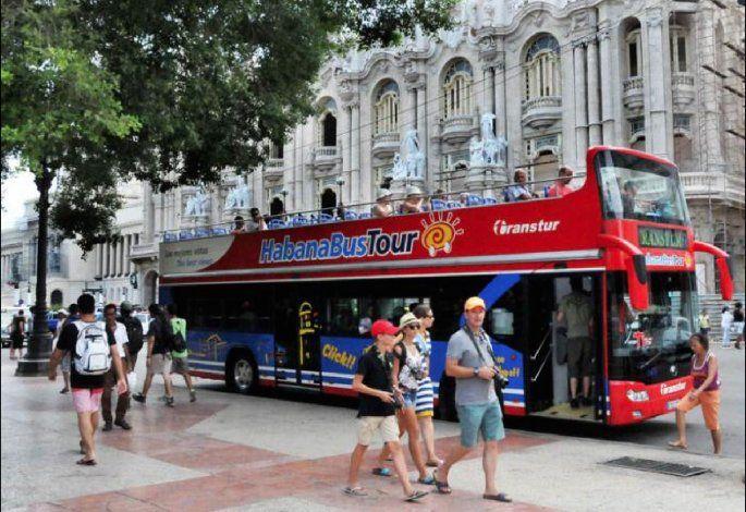 Turismo en Cuba cayó este 2021 un 95% en comparación a igual periodo en 2019