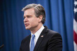 director del fbi testificara sobre el asalto al capitolio