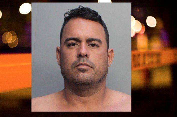 Tras la rejas un cubano de Miami por intentar quemar viva a su novia en medio de ritual religioso
