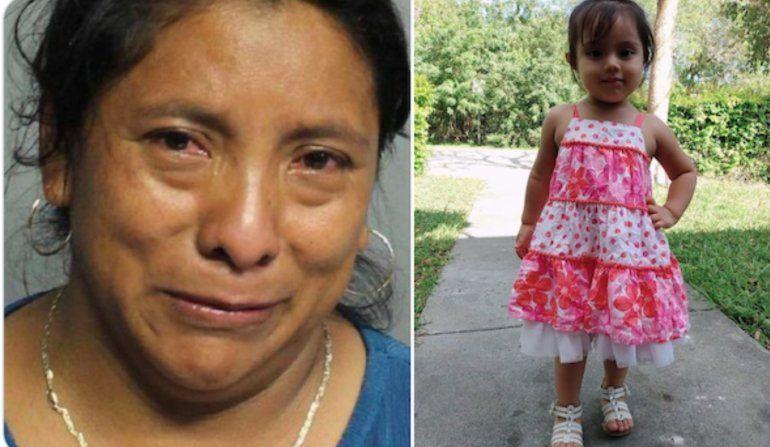 Homestead: mujer acusada por la muerte de una niña de 2 años tras dejarla olvidada dentro de su auto