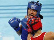 colombiana arias espera dar mas, tras avanzar en boxeo
