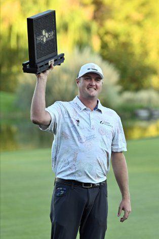 Después de 10 años, Kokrak gana su primer torneo de la PGA