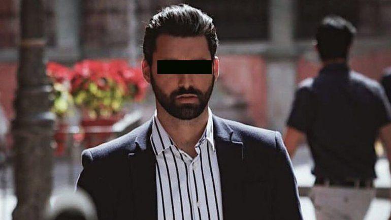 Televisa suspendió al actor Gonzalo N, señalado por Daniela Berriel como cómplice de violación