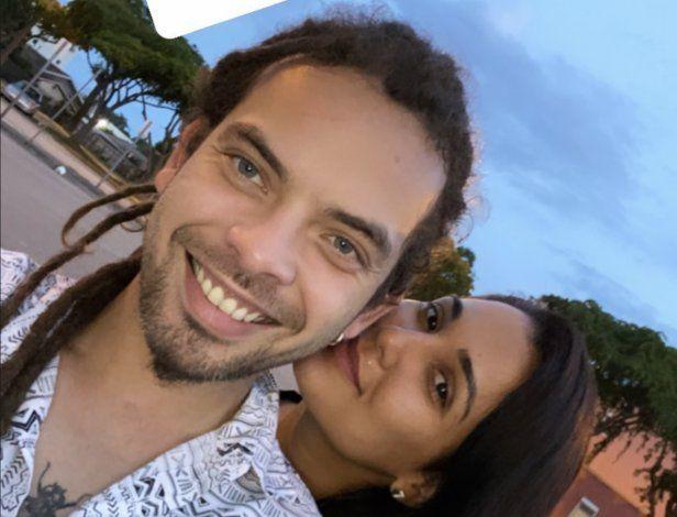 El actor cubano Néstor Jiménez Jr. anuncia su relación con Camila Arteche