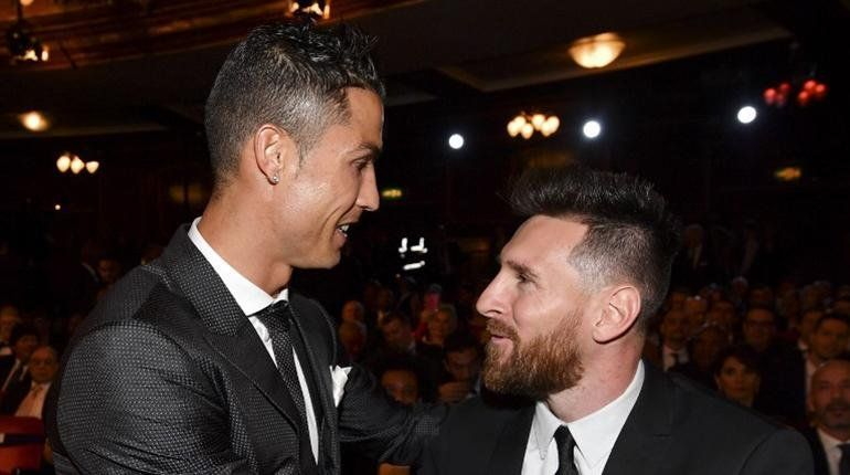 Estos fueron los votos de Messi y Cristiano para escoger al ganador del premio TheBest