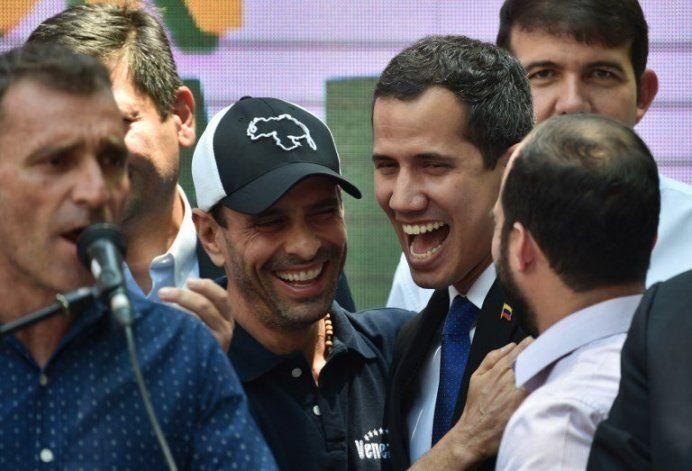 BBC entrevista a Henrique Capriles: La oposición hoy no tiene un líder, no hay un liderazgo