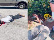 revelan nuevas imagenes del tiroteo que dejo a una persona muerta y dos heridas en hialeah gardens