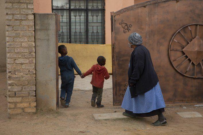 Misterio sobre si realmente nacieron decallizos en Sudáfrica