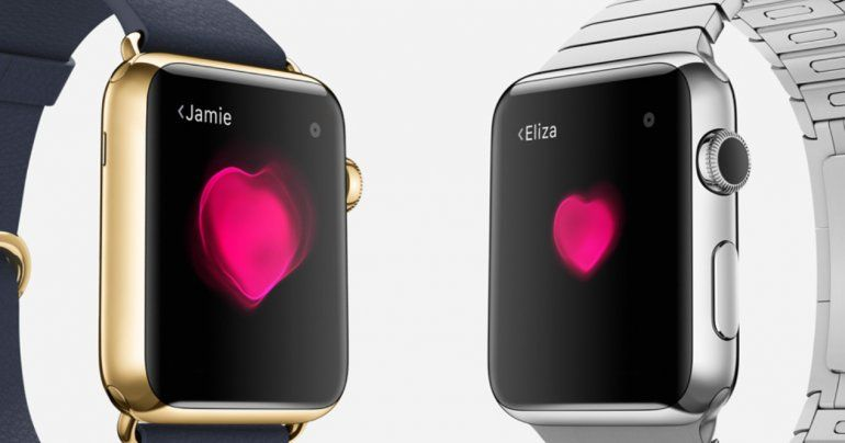 Apple presentó el Apple Watch