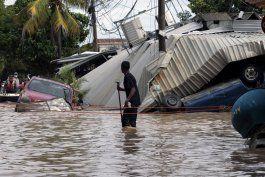 tras huracanes, honduras pide ayuda urgente en washington