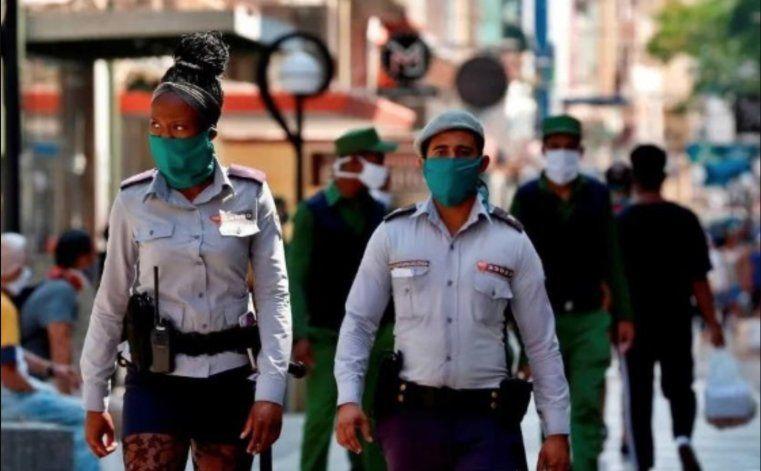 La Habana: 15 617 multas en el mes por violaciones de medidas contra COVID-19