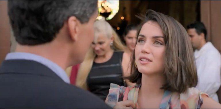 Demandan a Netflix por personaje que interpreta Ana de Armas en The Wasp Network