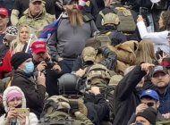 exmilitares y policias participaron en la toma del congreso