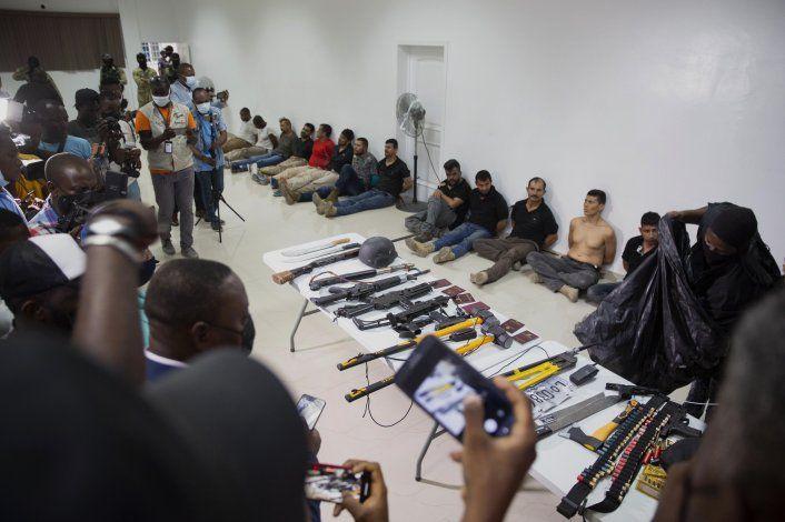 Haití: exmilitares colombianos impactan mercado de seguridad